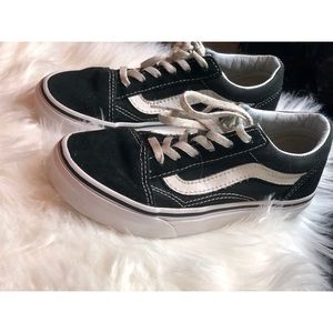 Little Boy Vans Old Skool